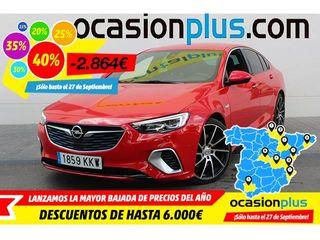 Opel Insignia GS 2.0 CDTi Biturbo GSI 4x4 Auto 154 kW (210 CV)