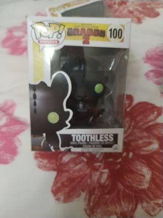 funko pop toothless 100