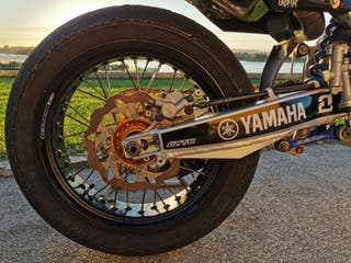 YAMAHA YZF450 SUPERMOTARD Venta o cambio