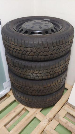 Neumáticos mercedes vito o viano. 195/65 R16 C