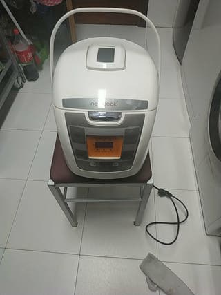robot de cocina newcook