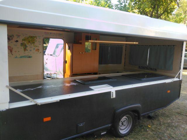 Caravana plegable Rápido Orline