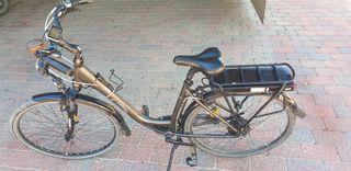 Bicicleta electrica ciudad ebike