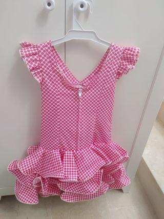 vestido flamenca, sevillana, fiesta.