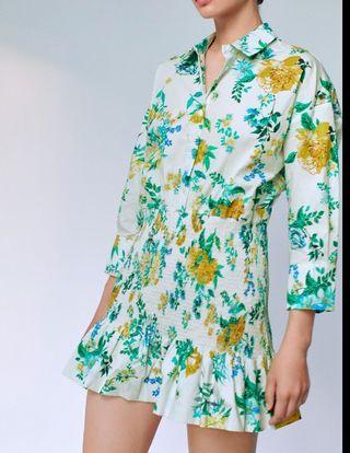 vestido M zara