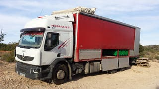 Renault Trucks dxi 370