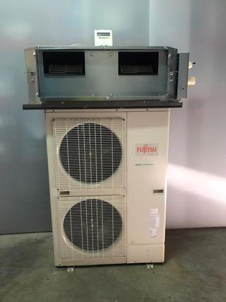 Aire A. Fujitsu conductos inverter 11520 Frig B/C