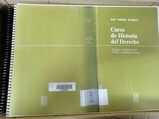libros UNED derecho 10 euros