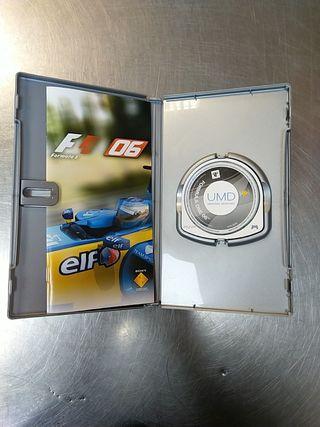 F1 06, PSP
