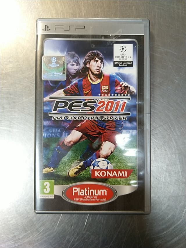 PES 2011, PSP