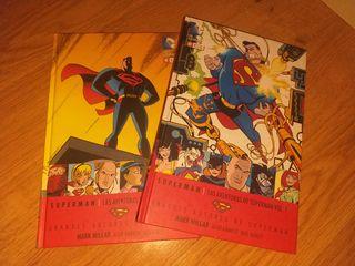 LAS AVENTURAS DE SUPERMAN MARK MILLAR