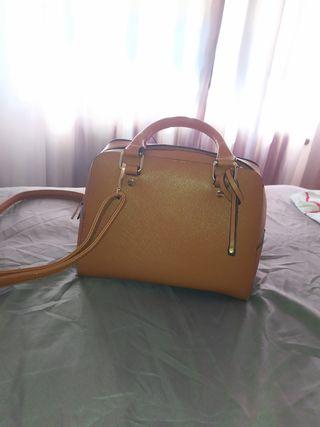 bolso marron