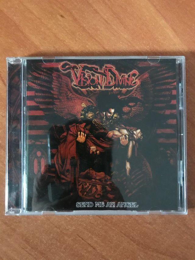 Cd metal Vision Divine