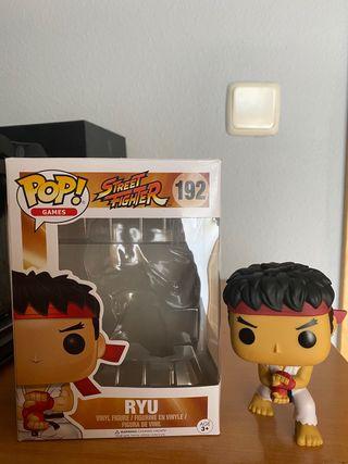 Funko pop! Ryu #192 street fighter