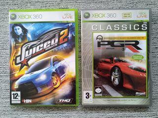 Juegos carreras Xbox 360