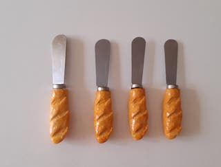 Cuchillos para untar
