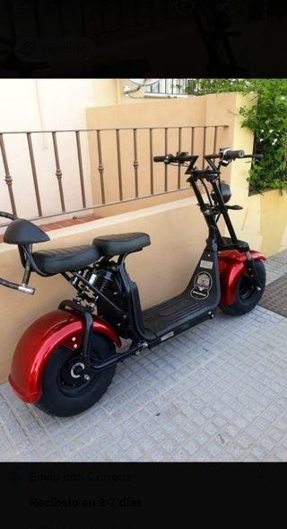 Citycoco, moto eléctrica!!!