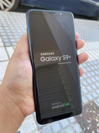 Samsung s9 plus 256 NO NEGOCIABLE
