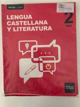 Lengua y Literatura Oxford 2ESO