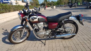 Moto Kawasaki W-800