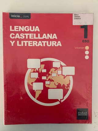 Lengua y Literatura Oxford 1º ESO
