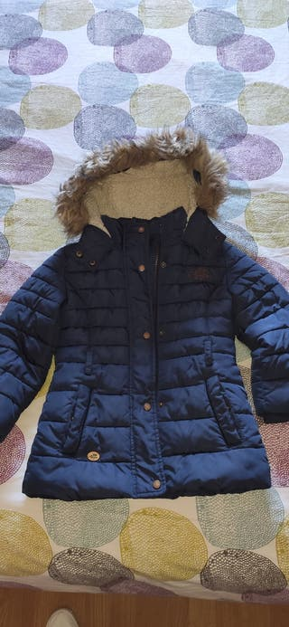 abrigo niña 3-4 años