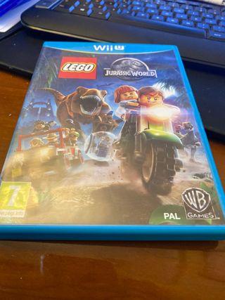 Lego Jurassic World Wii U