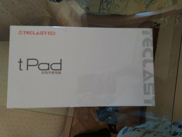 Tablet Teclast P80 X PRECINTADA