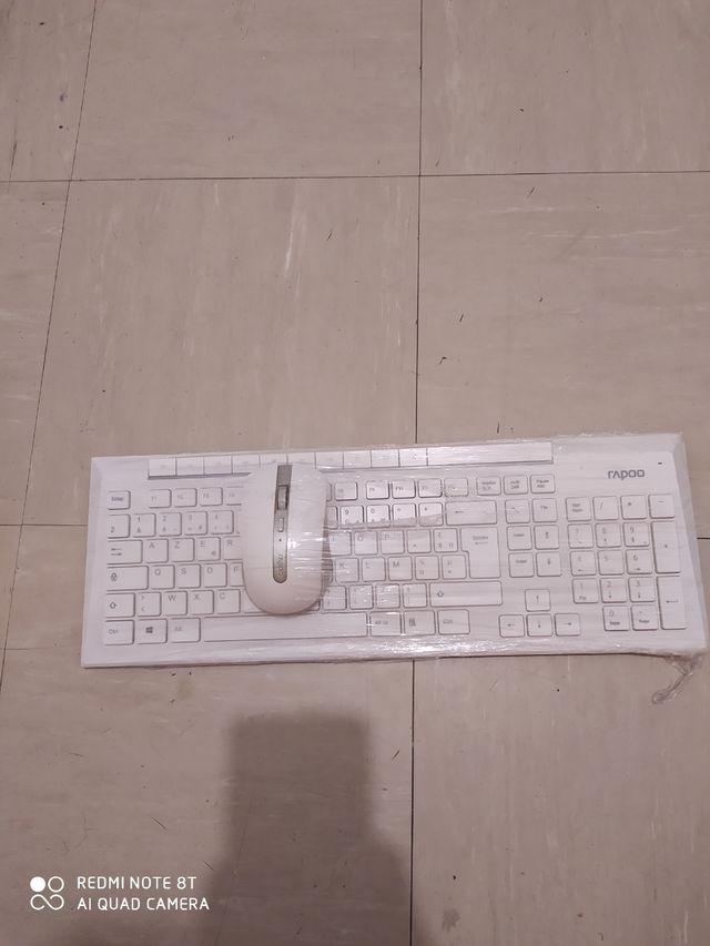 clavier plus souris