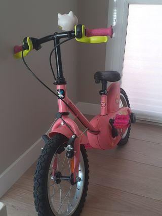 Bicicleta de paseo para niñ@s
