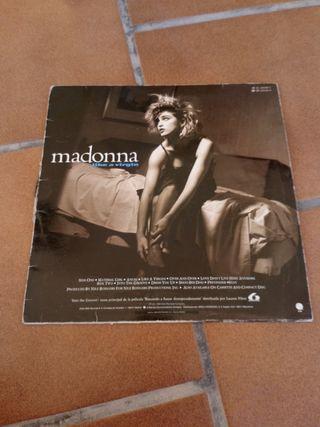 "Disco Madonna ""Like a virgin"""
