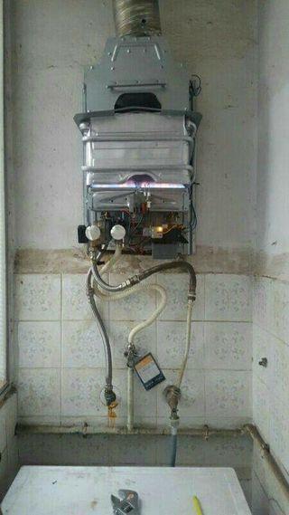 técnico de calentadores de agua