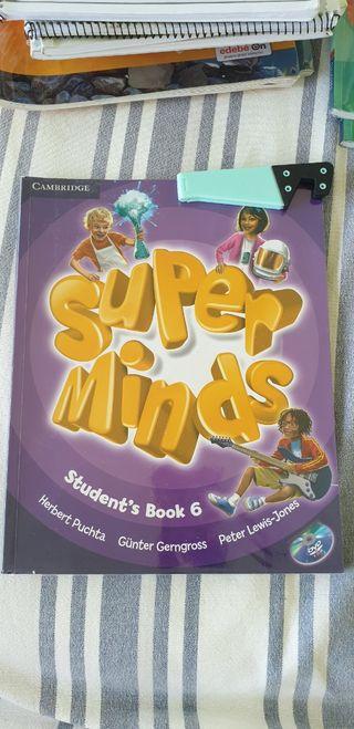 Súper Minds Student's Book 6