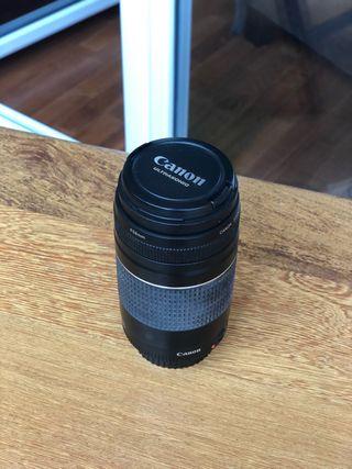 Objetivo Canon 75-300 mm