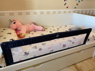 Barrera infantil para cama