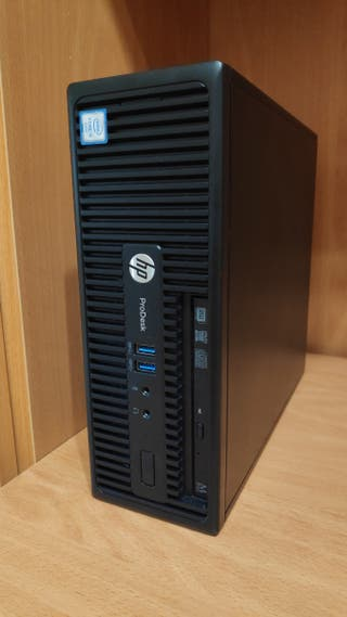 Ordenador Hp ProDesk 400 G3 Sff Business