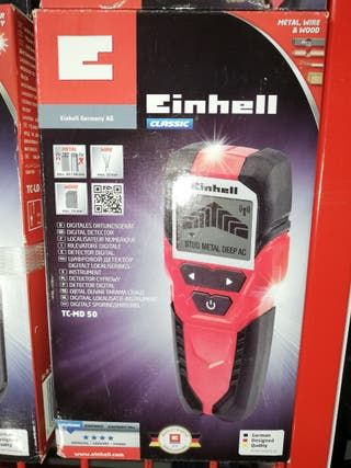 Detector de metal Einhell TC-MD 50