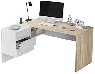 Habitdesign 0F4655A - Mesa Office, Mesa despacho O