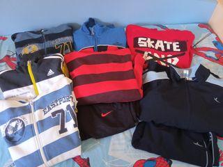 pack ropa niño talla 10/12 años