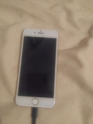 iPhone 6 64gb Blanco/ oro