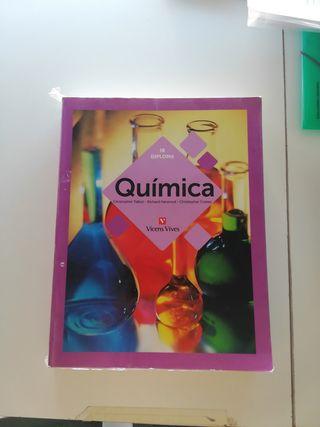 Libro de química Bachillerato Internacional