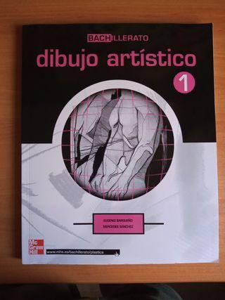 Libro 1°Bach Dibujo Artístico Eugenio Bargueño