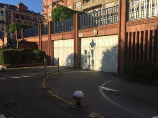 alquiler parcela de garaje Portugalete