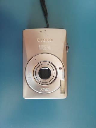 Cámara Canon digital IXUS 75