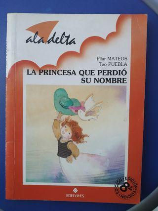 La princesa que perdió su nombre