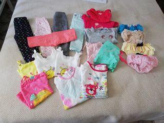 Lote de ropa 12-18 meses