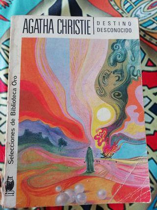 Novela antigua Agatha Christie