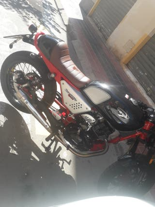 Hanway Cafe racer Sport 125cc
