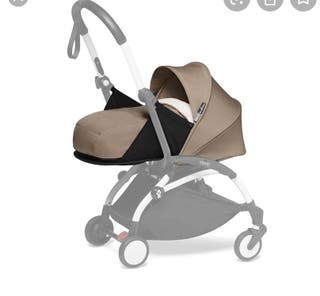 Pack recién nacido babyzen yoyo color camel