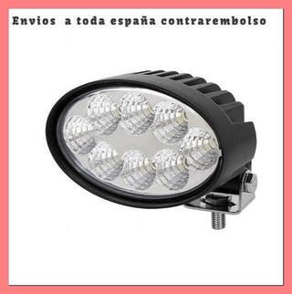 foco led enganche lateral tractor